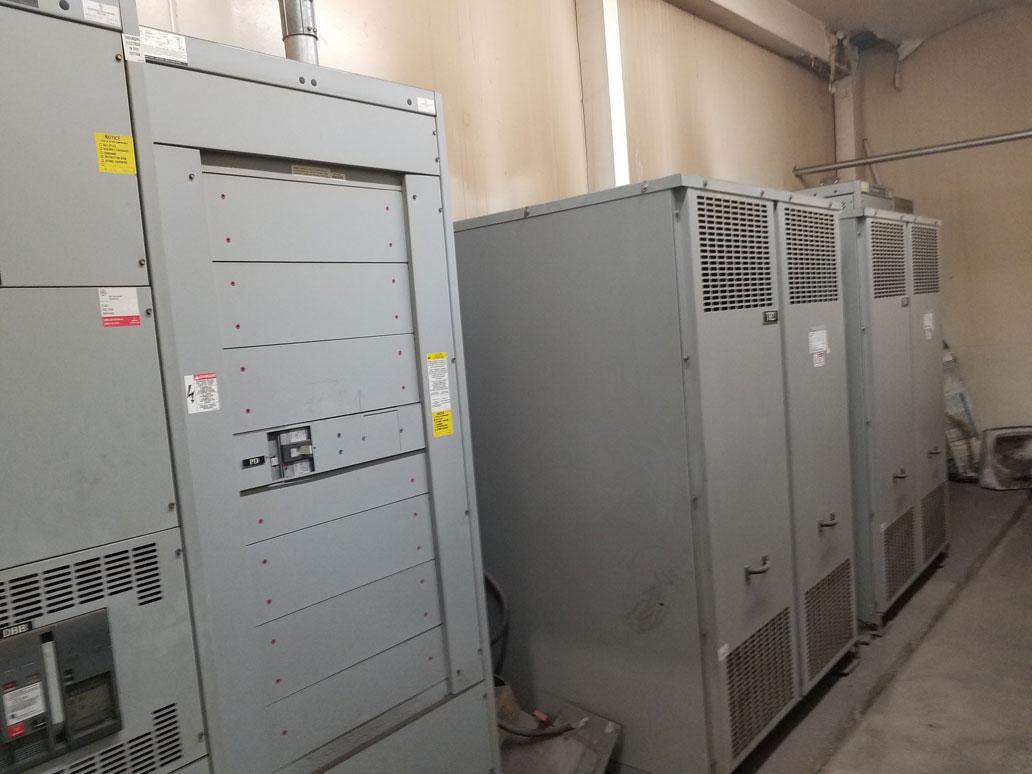 Electrical industrial contractors